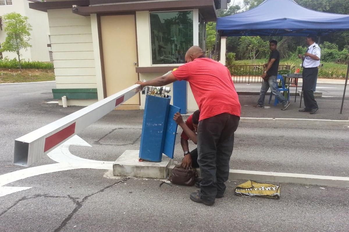 gate-repair